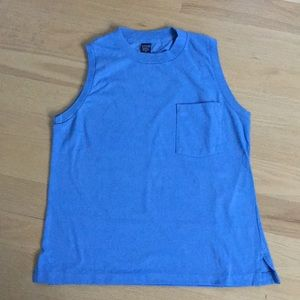 LANDS' END Small Blue tank top